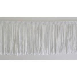 Frange blanche 10 cm