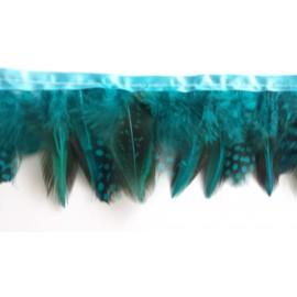 Galon plumes de faisan