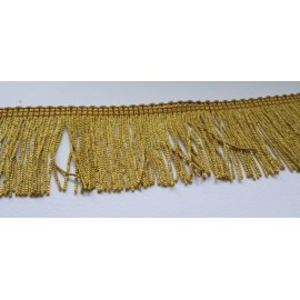Frange dorée 10 cm